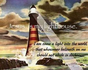 Jesusismylighthouse